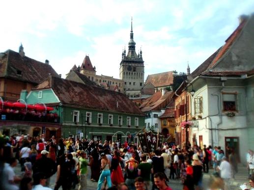 Festival-sighisoara Romania