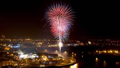 Ireland Fireworks