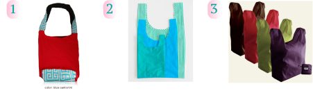 Must Haves - Reusable Bags